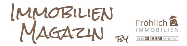 Magazin Froehlich Immobilien Logo